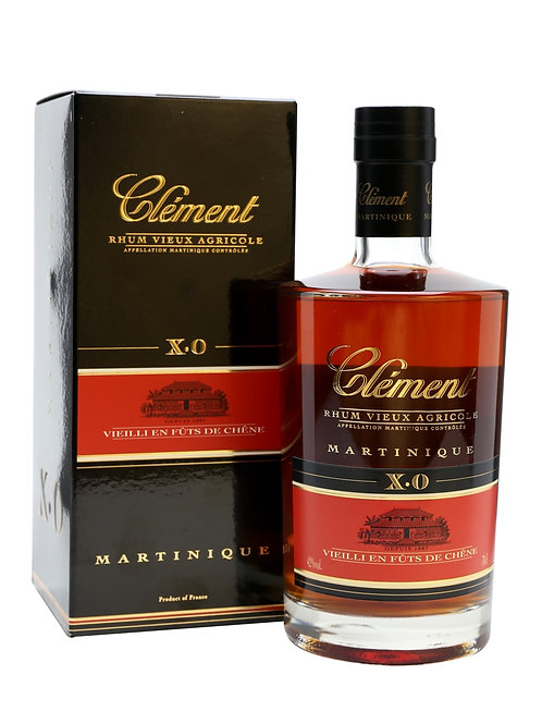 Clement XO Rum Martinique, France