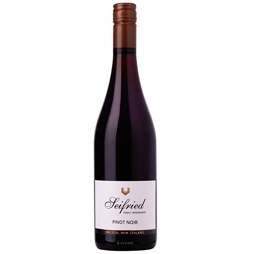 Seifried Pinot Noir 2018 Red Wine - Nelson, New Zealand