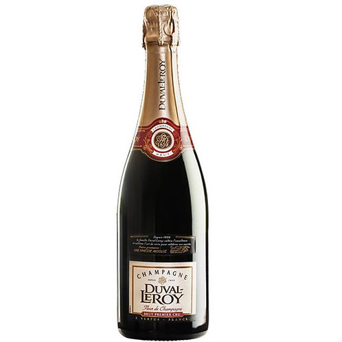 Champagne Duval-Leroy Fleur de Champagne Brut Premier Cru - France