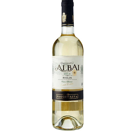 Castillo de Albai Joven Blanco 2013 White Wine - Rioja, Spain