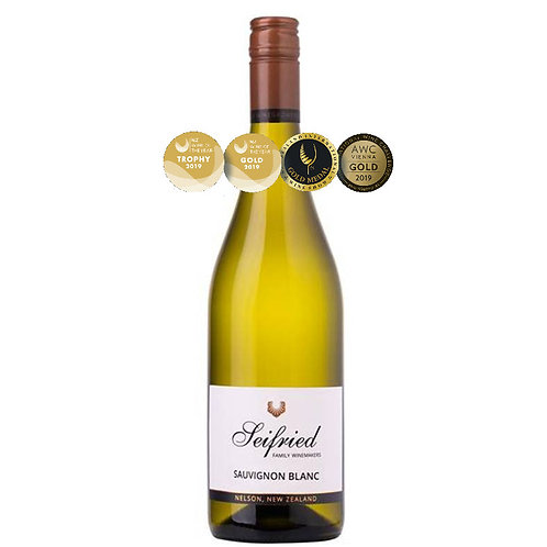 Seifried Sauvignon Blanc 2019 White Wine - Nelson, New Zealand
