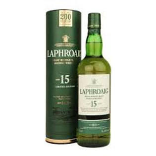 Laphroaig 15Yrs 200th Anniversary 1815 to 2015