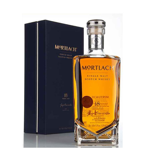Mortlach18 Years Speyside Single Malt Scotch Whisky 500ml