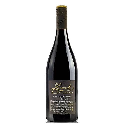 Langmeil 'Long Mile' Shiraz 2016 Red Wine - Barossa, Australia