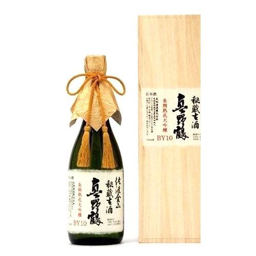 Manotsuru by 10 Koshu aged Daiginjo, Japan