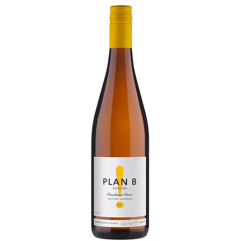Plan B! 'OD' Riesling (Off Dry) 2017 White Wine - Frankland River, Australia