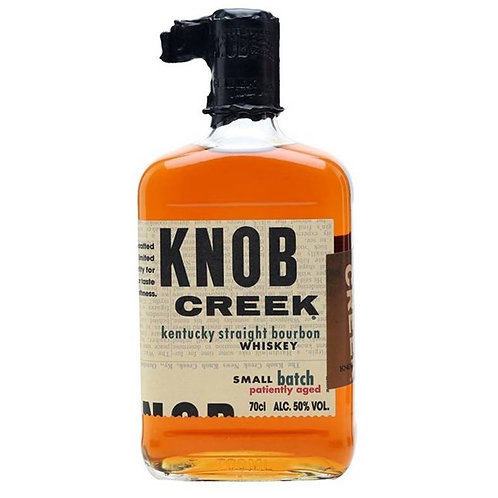 Knob Creek 100 Proof Small Batch Bourbon Whisky Kentucky, USA