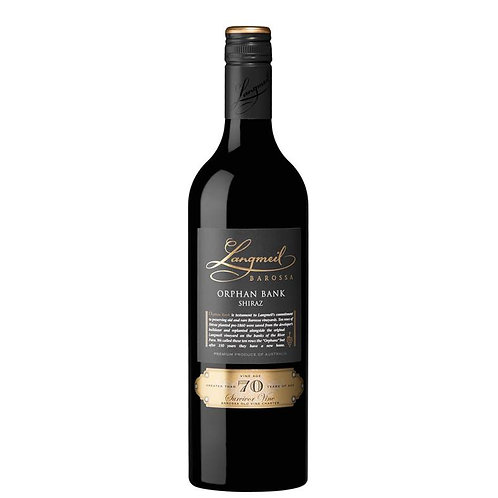 Langmeil 'Orphan Bank' Shiraz 2017 Red Wine - Barossa, Australia