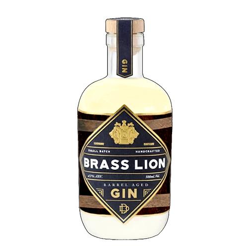 Brass Lion - Barrel-Aged Gin
