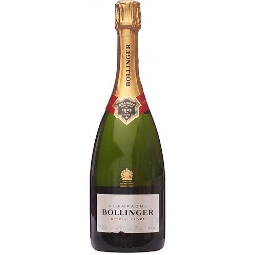 Champagne Bollinger Special Cuvee Brut - France