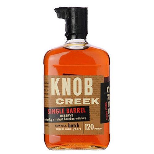 Knob Creek Single Barrel 120 Proof Reserve Bourbon Whisky Kentucky, USA