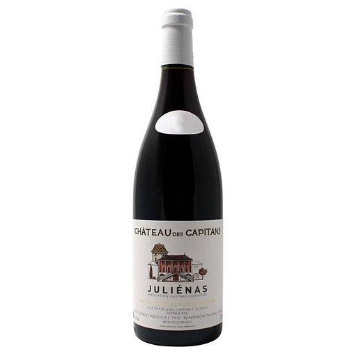 Château des Capitans Julienas 2015 Red Wine - France