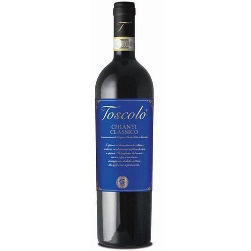 Toscolo Chianti Classico 2016 Red Wine - Tuscany, Italy