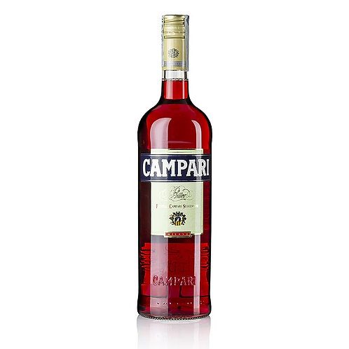 Campari Bitter Aperitif 700ml, Italy