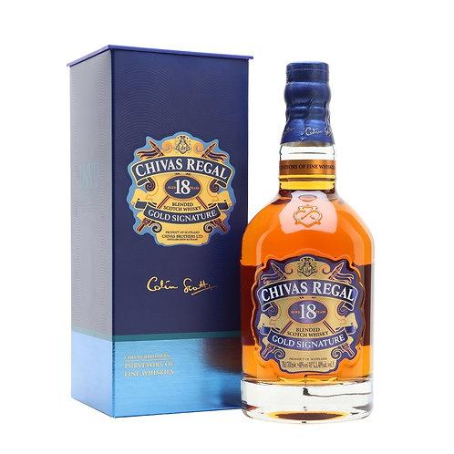 Chivas Regal 18 Years Scotch Whisky
