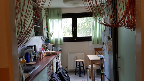 Wng Jenny Küche mit Set Decoration