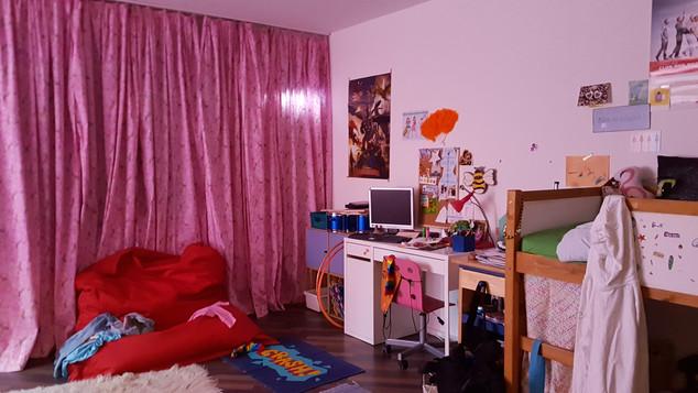 Wng Jenny Kinderzimmer mit Set Decoration