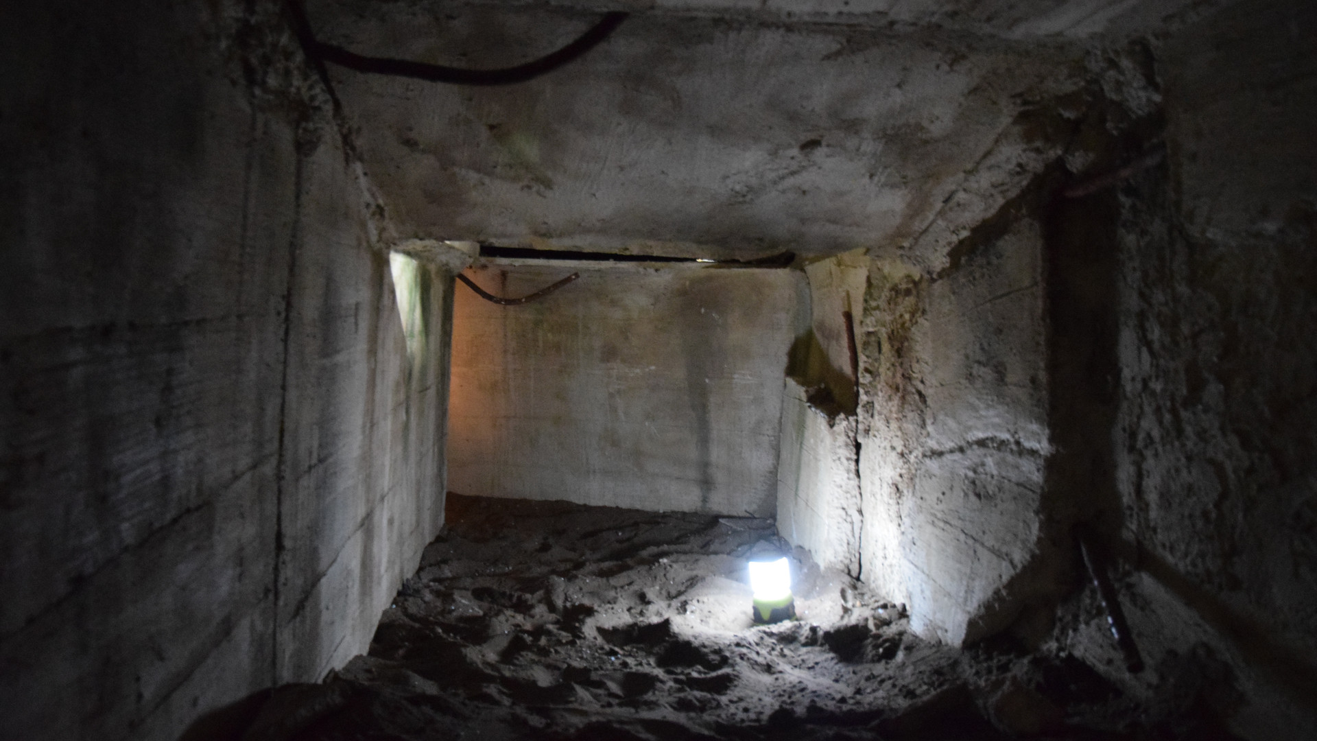 Tunnel fertig 3