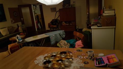 Wng Jenny Wohnzimmer mit Set Decoration