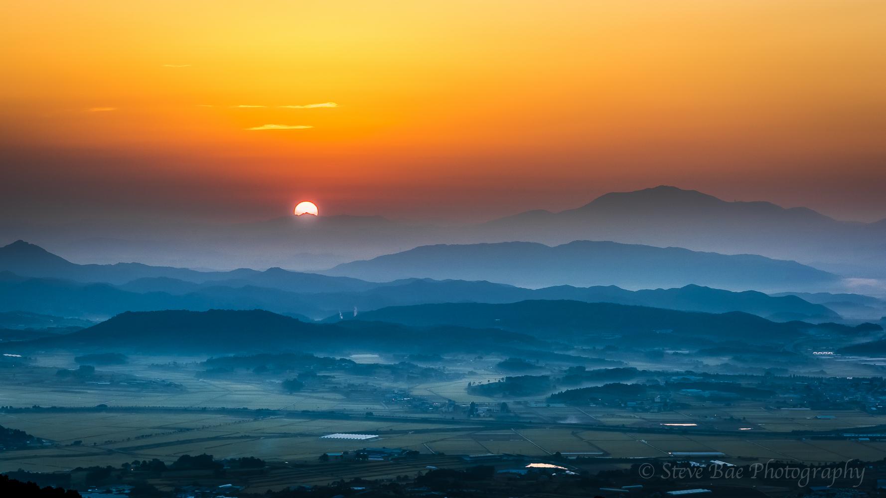 Sunrise of Miljae