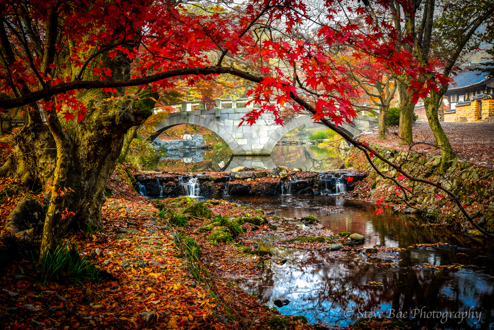 Autumn of Dosolcheon
