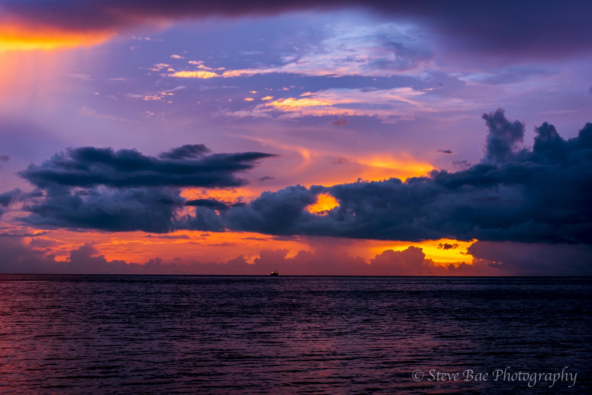 Shangri-La sunset-4365