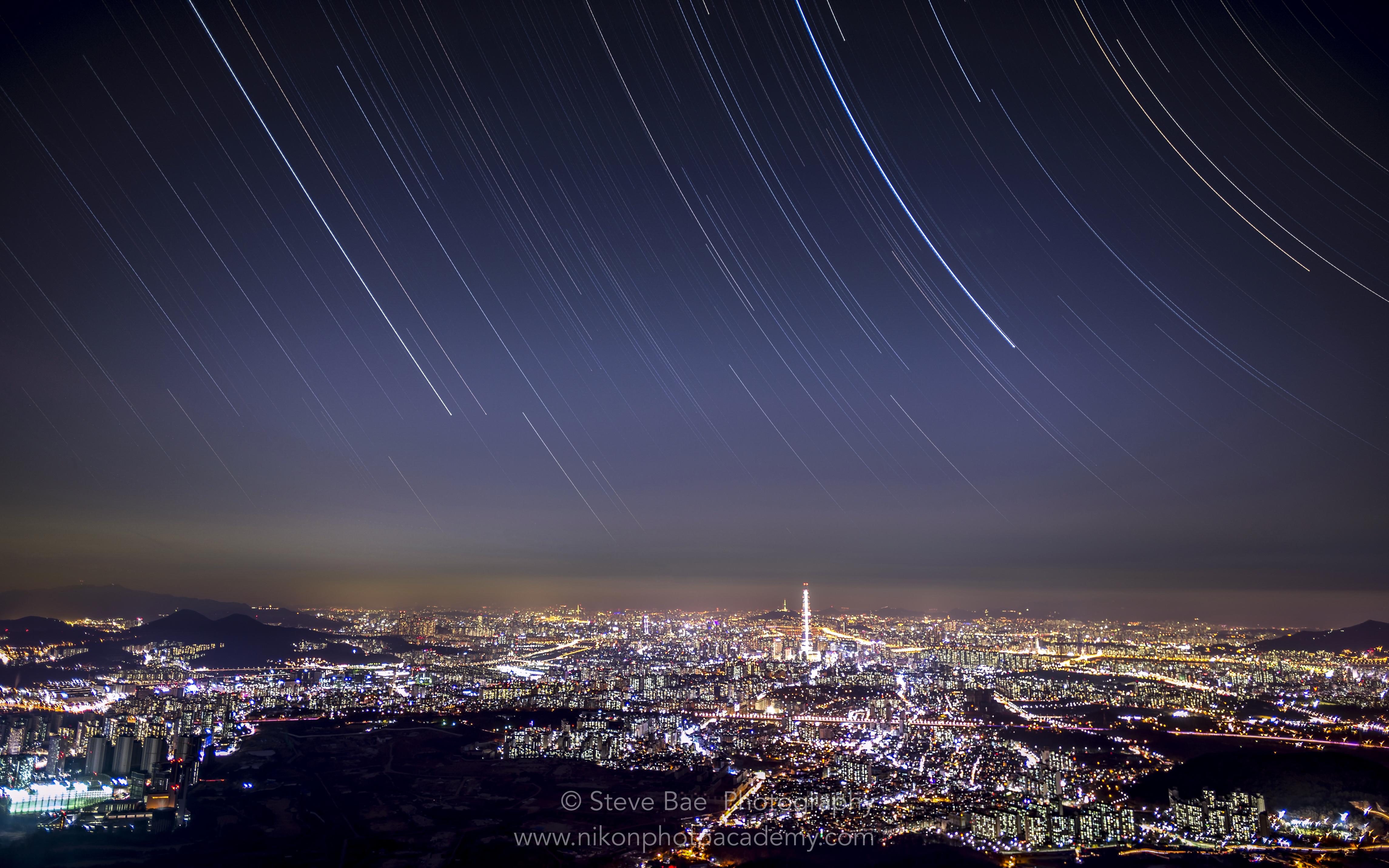 남한산성 별괘적Big StarStaX-
