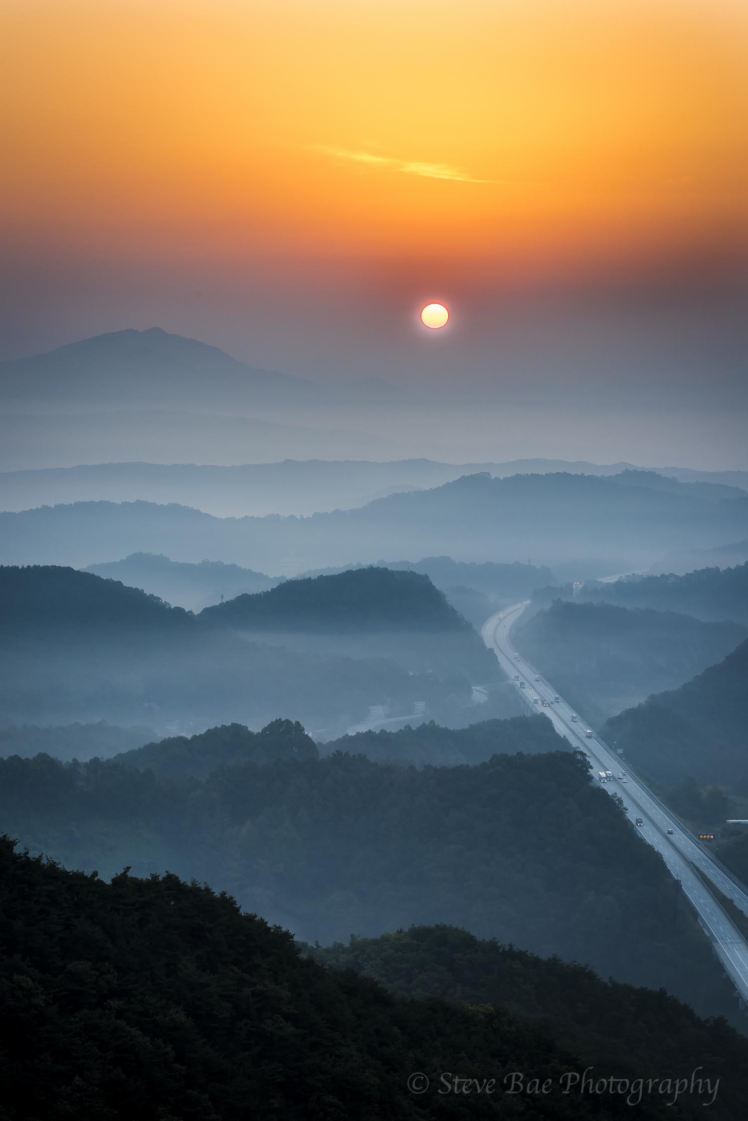 Sunrise of Suritijae