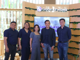 Globe At Home partners with VCDC to bring more connected homes to Filipinos