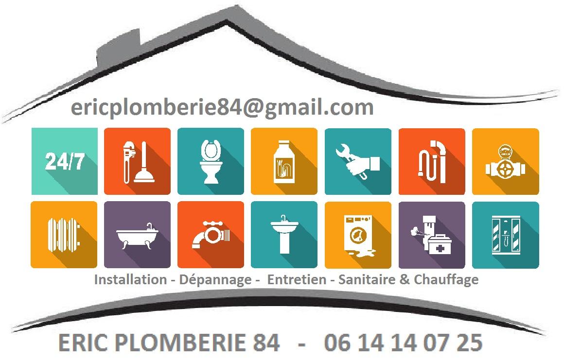 eric plomberie 84 plombier 24h 24 pertuis aix en provence. Black Bedroom Furniture Sets. Home Design Ideas
