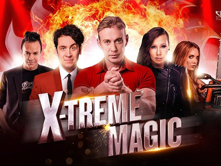 TOP MAGICIANS LINE-UP TO RE-OPEN LIVERPOOL'S M&S ARENA WITH SPECTACULARLY DANGEROUS MAGIC SHOW