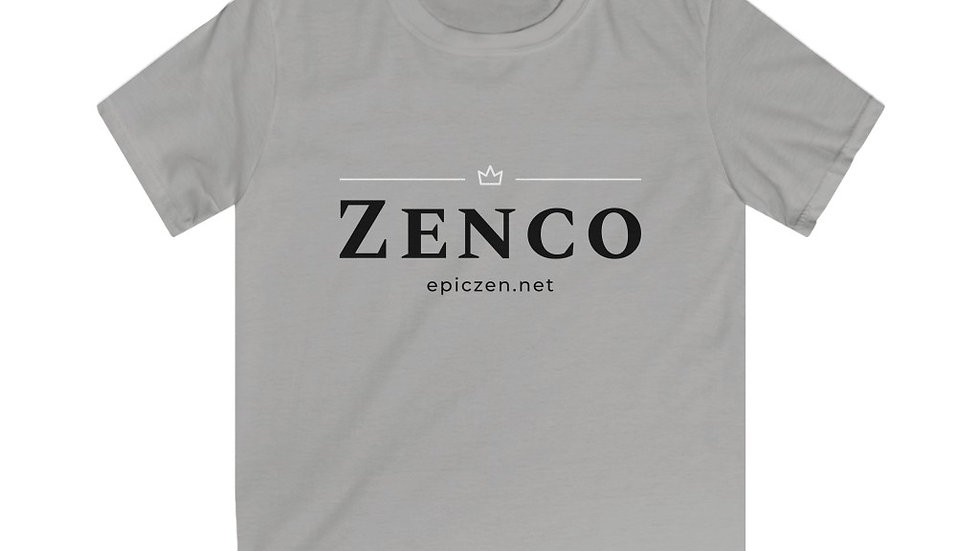 Zenco Logo Shirt (Kids Sizes)