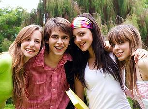 Подростка Студенты