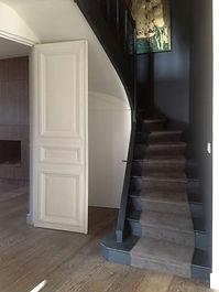 cage d'escalier moderne cosi