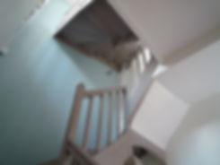 cage d'escalier design