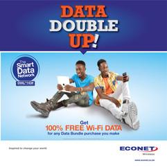 Econet Data Double Up