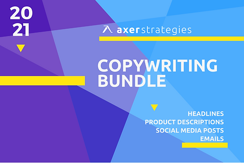 Copywriting Bundle