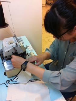 tailor shirt workshop