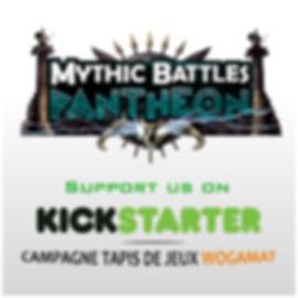 Wogamat_Campagne Kickstarter_Tapis Mythi