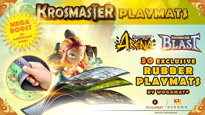 Cover_Krosmaster Playmats by Wogamat BOO