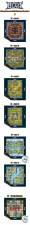 Krosmaster Playmats by Wogamat - the Bla