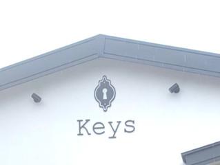 【美工社コラム038】いわき市 Keys様の看板