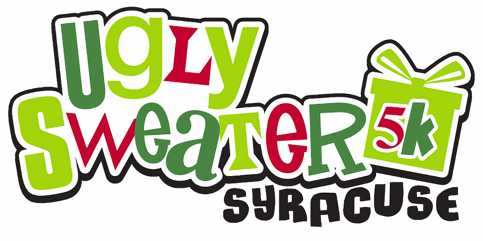 Syracuse Ugly Sweater 5K