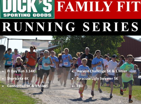 Dick's Sporting Goods Family Fit Series
