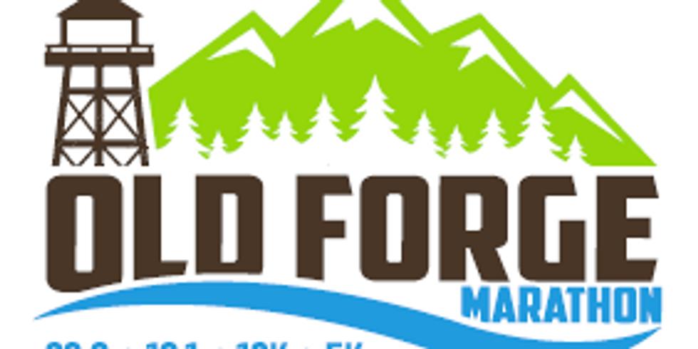 Old Forge Marathon (26.2, 13.1, 10K, 5K)