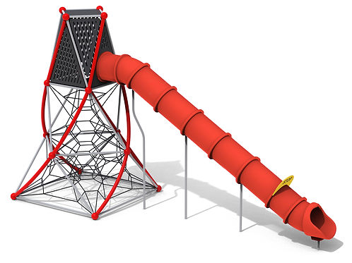 Ascend Thrill Tower with Slide