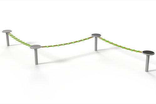 Ascend Quad Rope