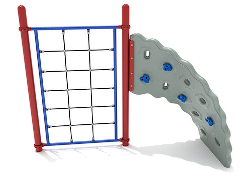 1 Panel Rope Challenger
