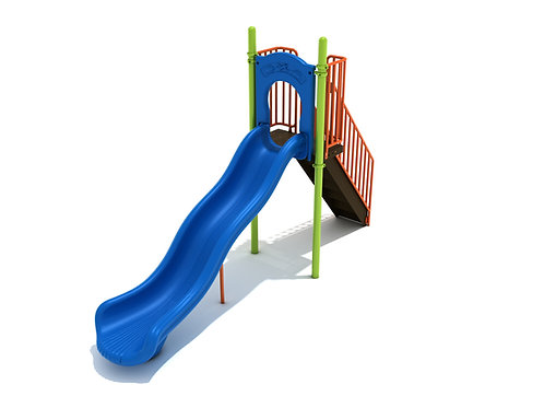 5 Foot Single Wave Slide