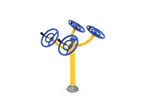 Double Station Arm Rotation